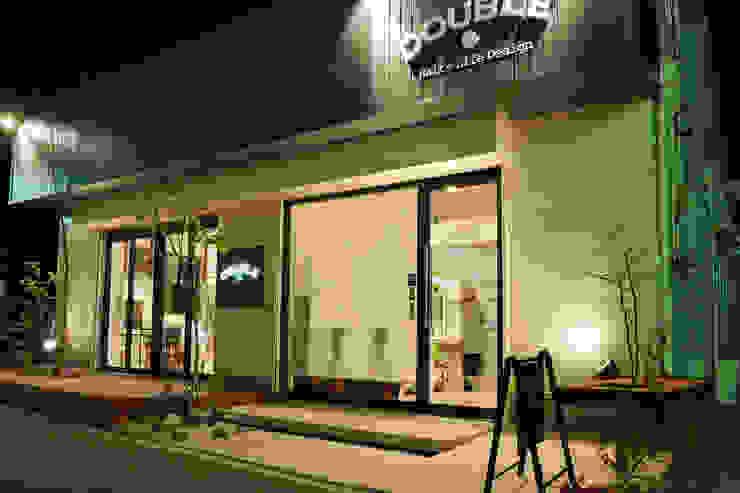 GOODOUBLE - 写真11: 平山庭店が手掛けた折衷的なです。,オリジナル