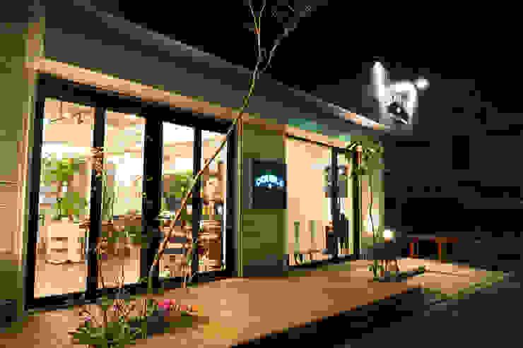 GOODOUBLE - 写真16: 平山庭店が手掛けた折衷的なです。,オリジナル