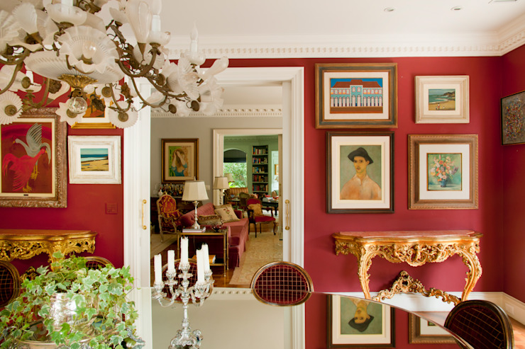 Salle à manger classique par Allan Malouf Arquitetura e Interiores Classique