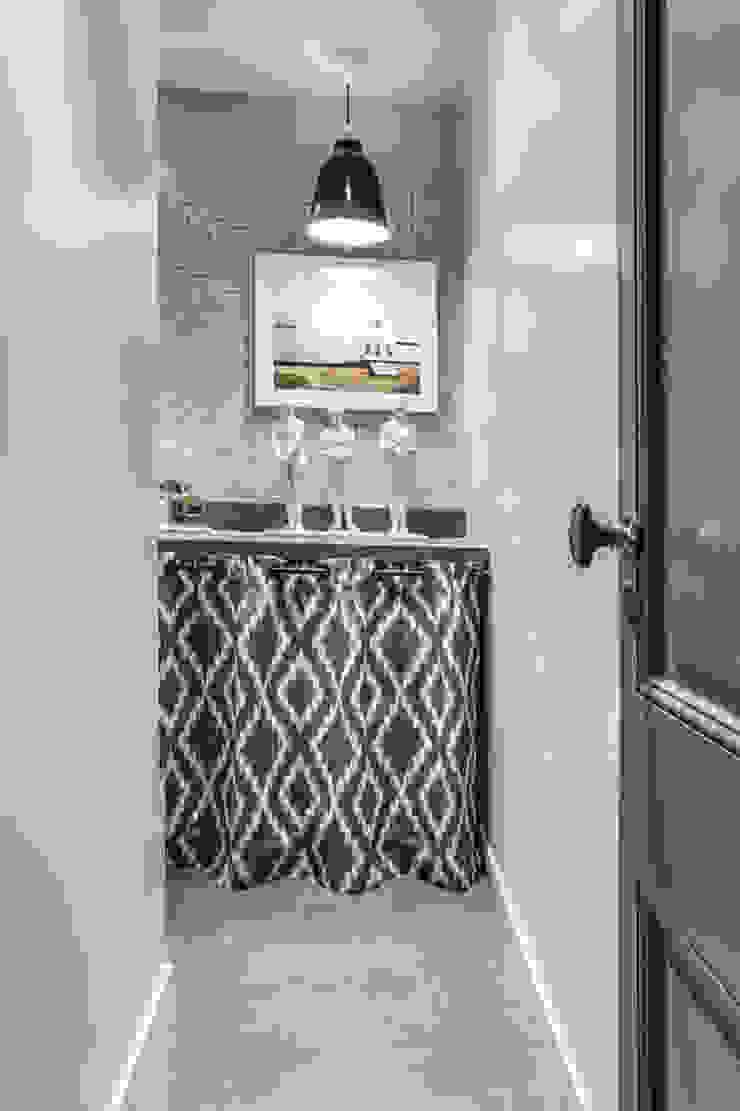 salle de bain Salle de bain originale par cristina velani Éclectique