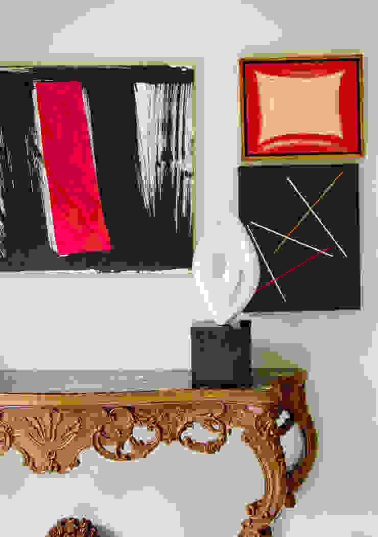 Allan Malouf Arquitetura e Interiores กำแพง