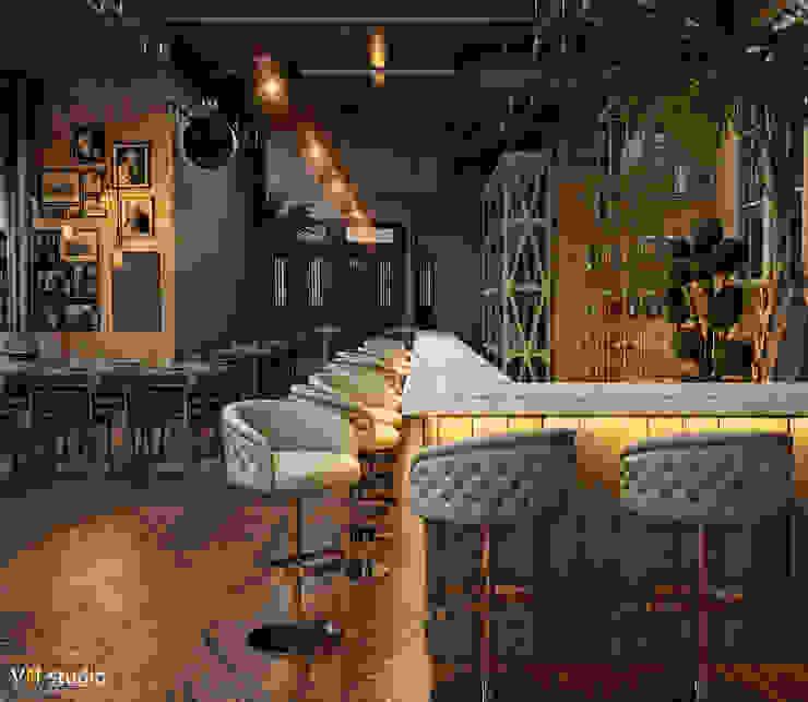 VN Studio – Cafe 67X: modern tarz , Modern
