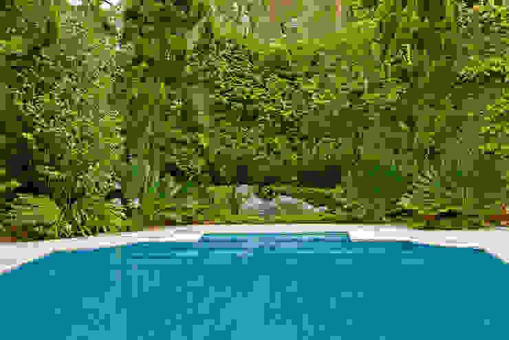 Allan Malouf Arquitetura e Interiores สระว่ายน้ำ