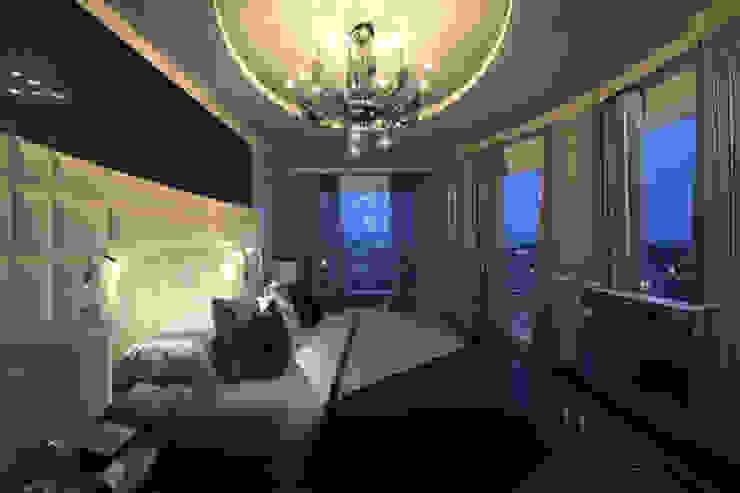 Progetto Camera da letto moderna di Spagnulo & Partners Moderno