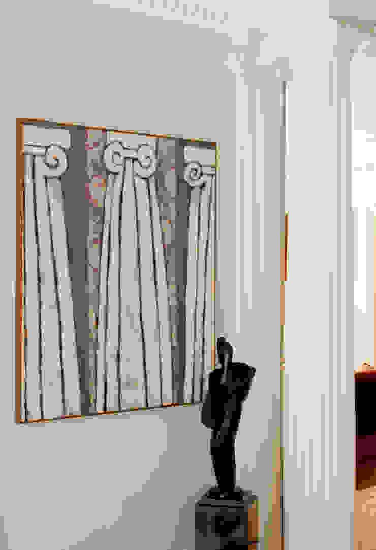 Murs & Sols classiques par Allan Malouf Arquitetura e Interiores Classique