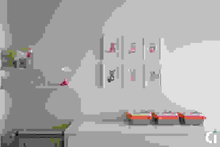 Quarto Bebé M, 2015 – Braga Quartos de criança modernos por Ci interior decor Moderno