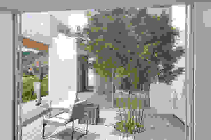 Jardín Jardines de estilo minimalista de Ar4 Arquitectos Minimalista