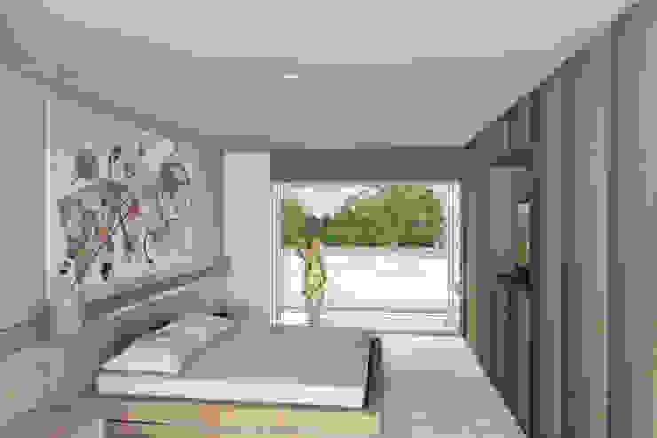 Habitación Principal Habitaciones de estilo minimalista de Ar4 Arquitectos Minimalista