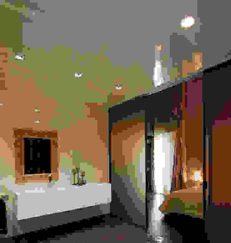 Progetto Bagno moderno di architetto michela lombardoni Moderno