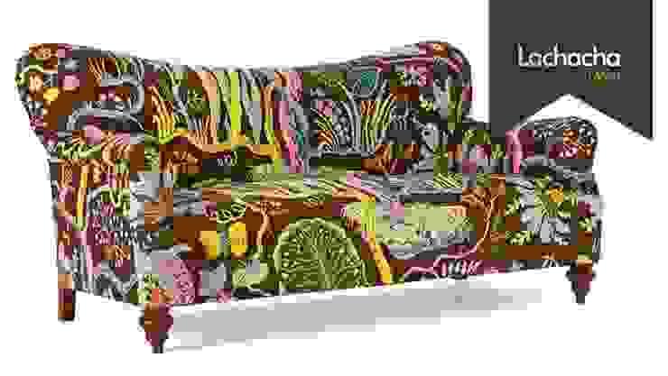 Retapizados y algunos muebles a pedido :  de estilo  por La ChaChaDeco,Moderno