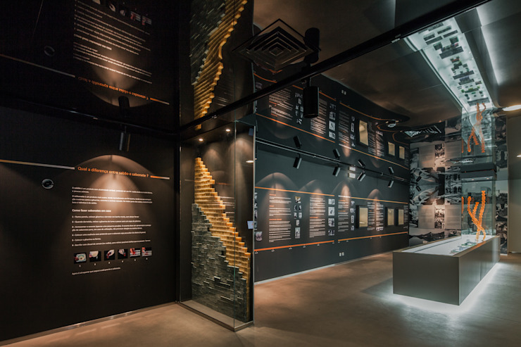 Museu do Sabão em Belver (Alentejo) Museus modernos por MIGUEL VISEU COELHO ARQUITECTOS ASSOCIADOS LDA Moderno