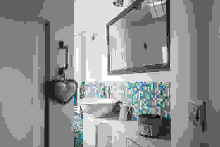 Appartamento Napoli Giuliana Andretta Architetto Ванна кімната