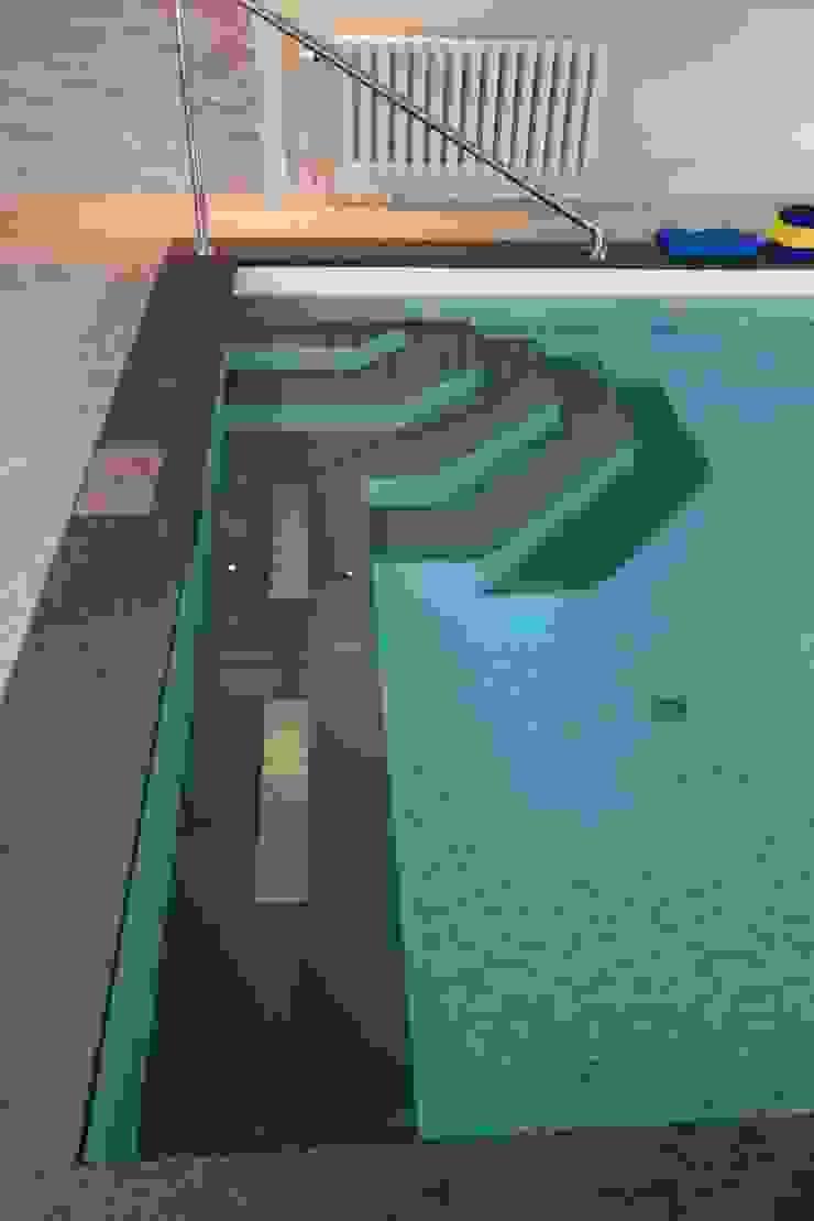 Foliebecken indoor FKB Schwimmbadtechnik Басейн