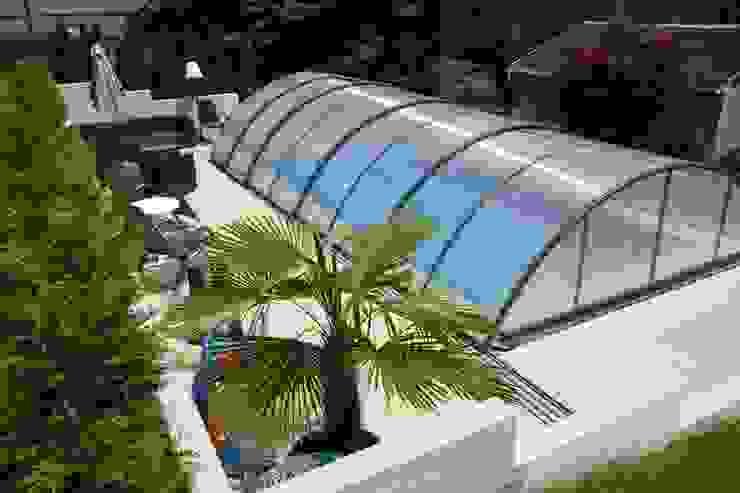 Compasspool Fertzigbecken Kunde FKB Schwimmbadtechnik Pool