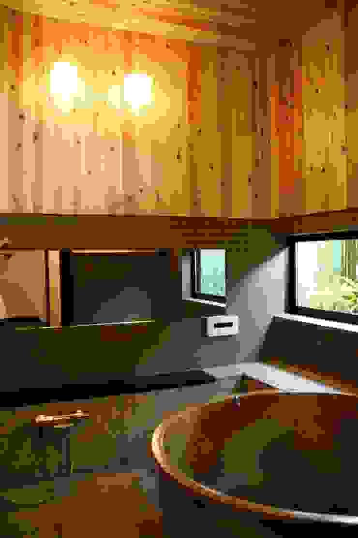 アフター(浴室) の 宮田建築設計室