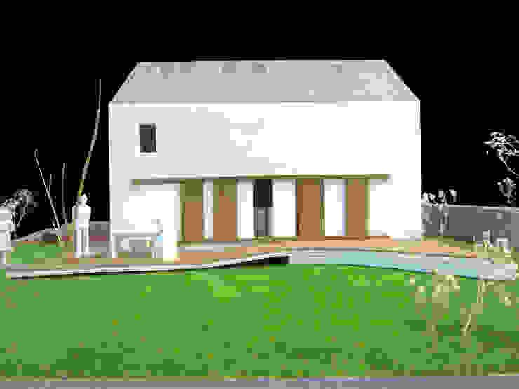 Sunlight House 빛이 쏟아지는 집: ADMOBE Architect의 현대 ,모던