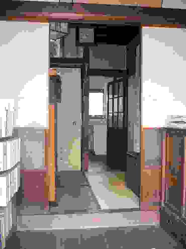 ビフォー(玄関) の 宮田建築設計室