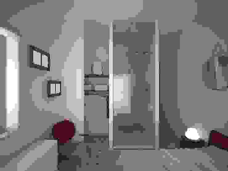 Progetto Modern style bedroom by Architetto Valentina Longo Modern