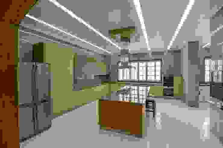 Cocinas minimalistas de S.S. Design Studio Minimalista