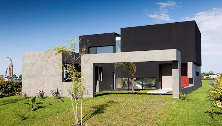 Modern houses by Speziale Linares arquitectos Modern