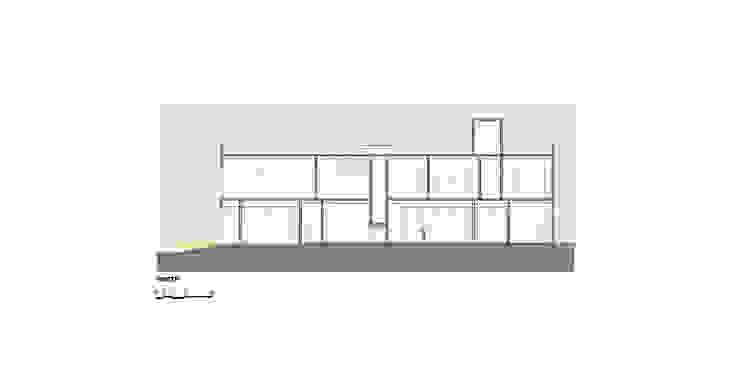 Modern walls & floors by grupo pr | arquitetura e design Modern
