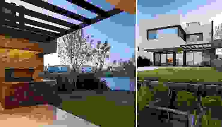 Modern Bahçe Speziale Linares arquitectos Modern