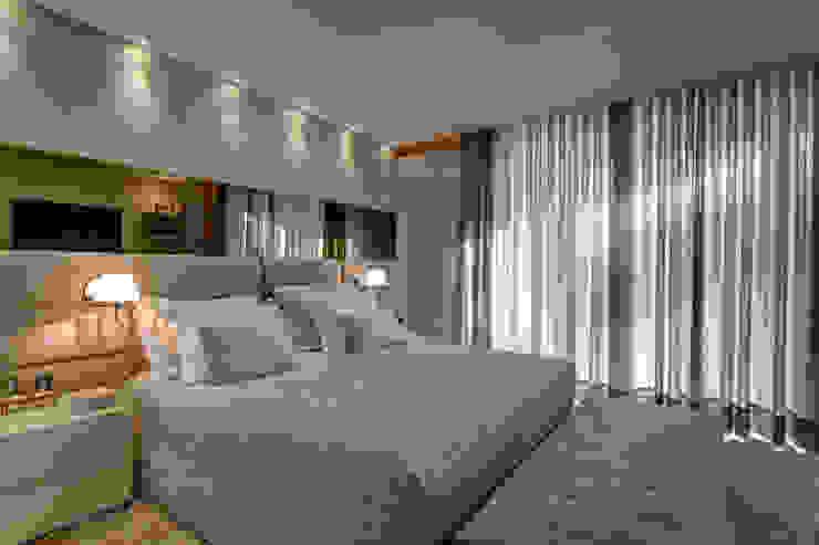 Dormitorios de estilo moderno de Isabella Magalhães Arquitetura & Interiores Moderno