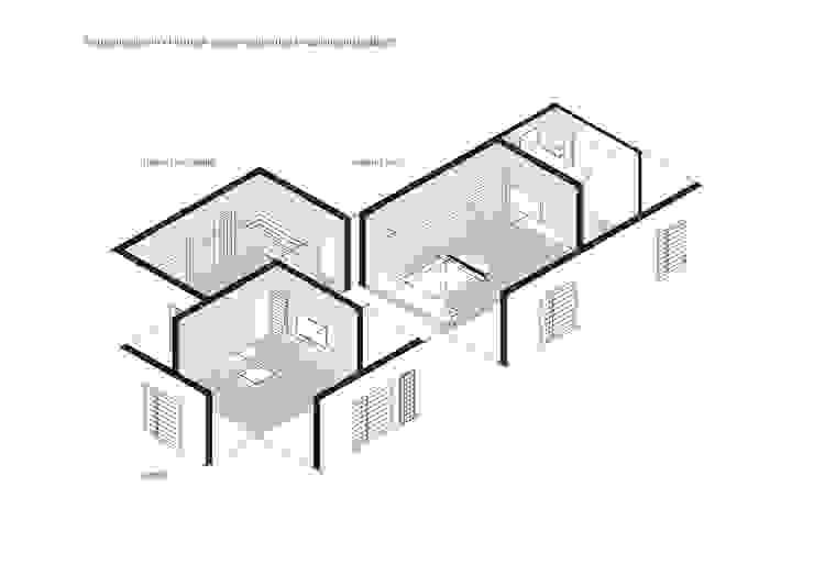 6 Lynwood Avenue par Ud-S | United design-Studio Moderne Bois massif Multicolore