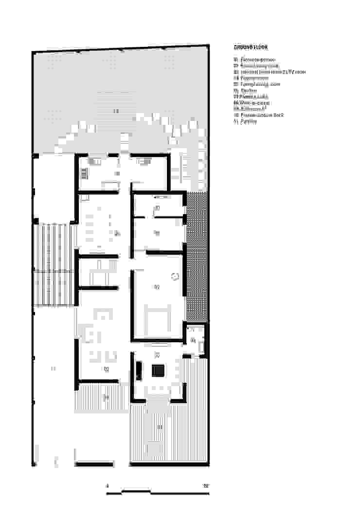 6 Lynwood Avenue par Ud-S | United design-Studio Moderne