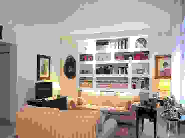 baustudio Modern living room