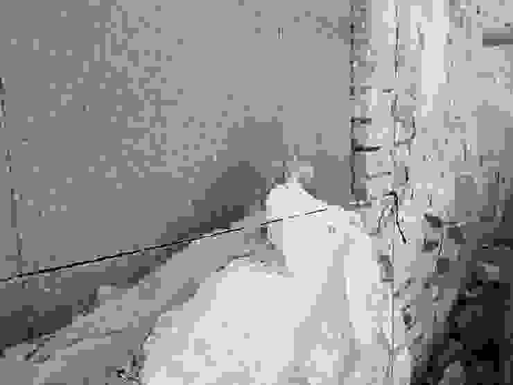 Moderne Wände & Böden von baustudio Modern
