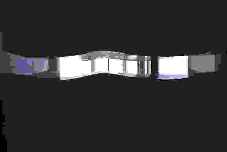 Andaz Tokyo 37th Floor Sculpture モダンな スパ の アッシュ・ペー・フランス株式会社 モダン