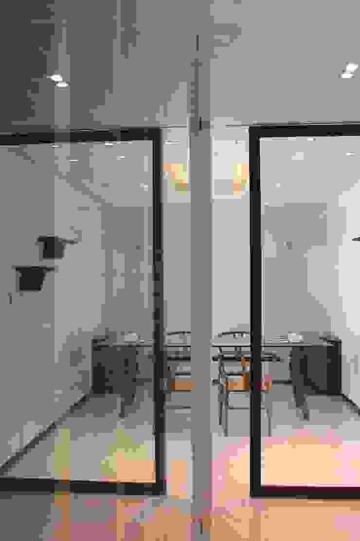 Oficina compartida Estudios y despachos modernos de LC Arquitectura Moderno