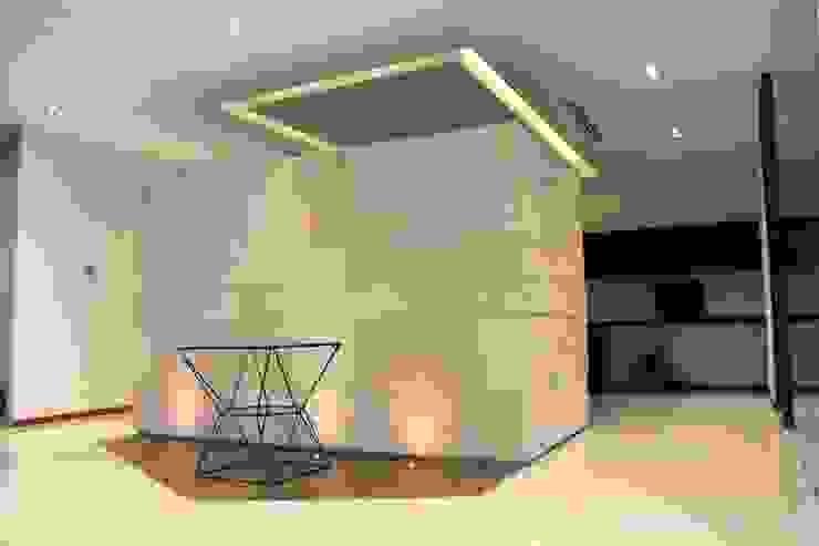 LC Arquitectura의  서재 & 사무실