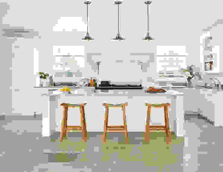 Class Iluminación Cucina moderna Bianco