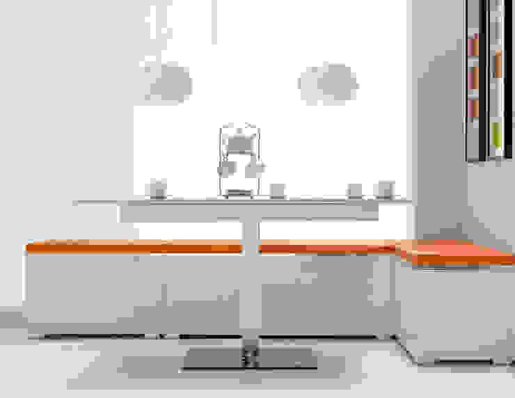 Class Iluminación Cucina minimalista Bianco