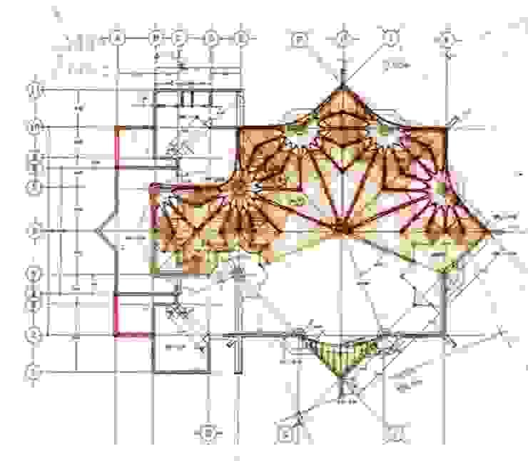 Estructura en planta de InSitu Moderno
