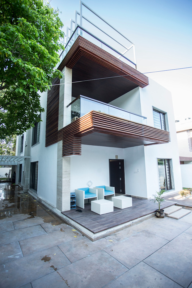 6 Lynwood Avenue Modern houses by Ud-S | United design-Studio Modern