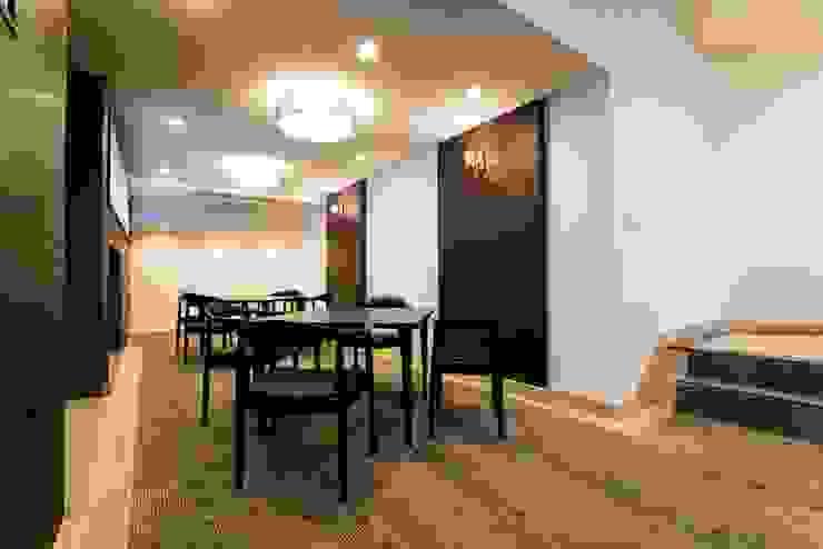 趣を残しつつ上質に生まれ変わったヴィンテージマンション クラシックデザインの 多目的室 の QUALIA クラシック
