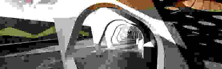 [ DGS ] ESCUELA PRIMARIA Casas industriales de DGS ARQUITECTOS, S. A. DE C. V. Industrial
