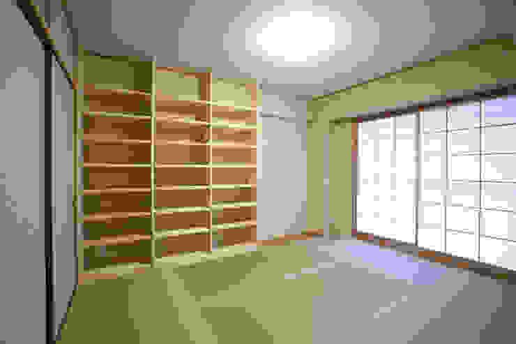 熊本県八代産の国産の本物畳を採用した和室 の 株式会社 駿河屋