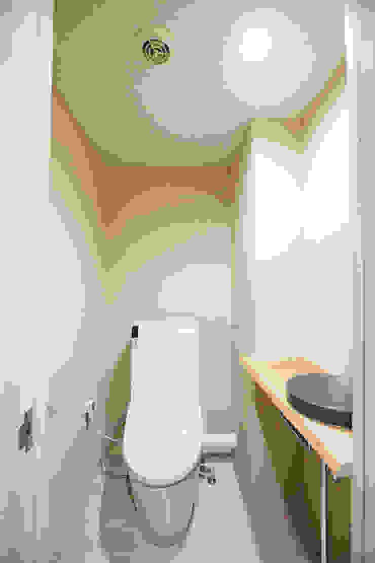 明るく落ち着きのあるトイレ の 株式会社 駿河屋
