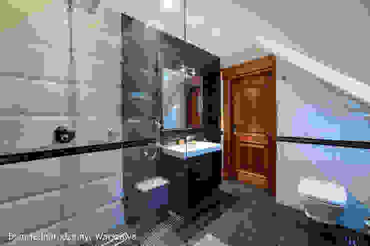 łazienka Nowoczesna łazienka od Auraprojekt Nowoczesny