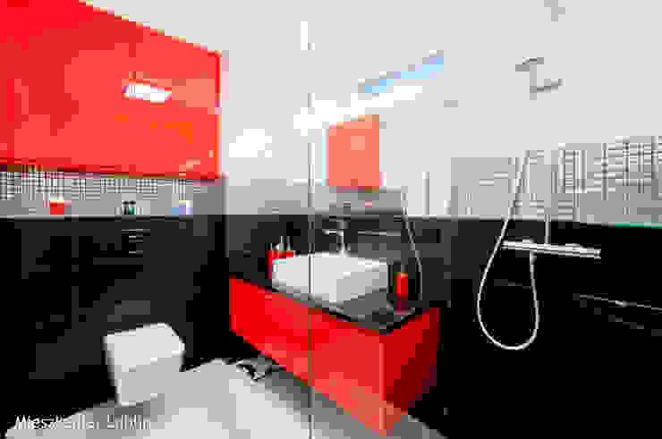 Ванная комната в стиле модерн от Auraprojekt Модерн