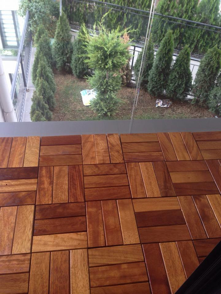 classic  by Blue Home , Classic Engineered Wood Transparent