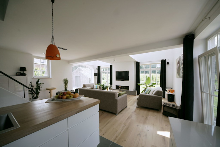 Vdm M Moderne keukens van Rove Modern