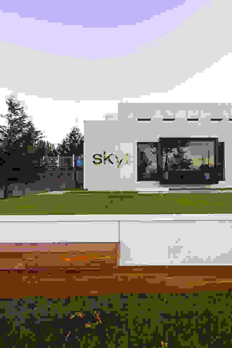 Sky Novita Kurtköy Showroom apak mimarlık Modern