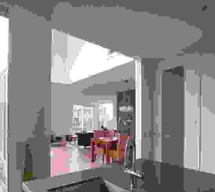 Dick van Aken Architectuur 现代客厅設計點子、靈感 & 圖片