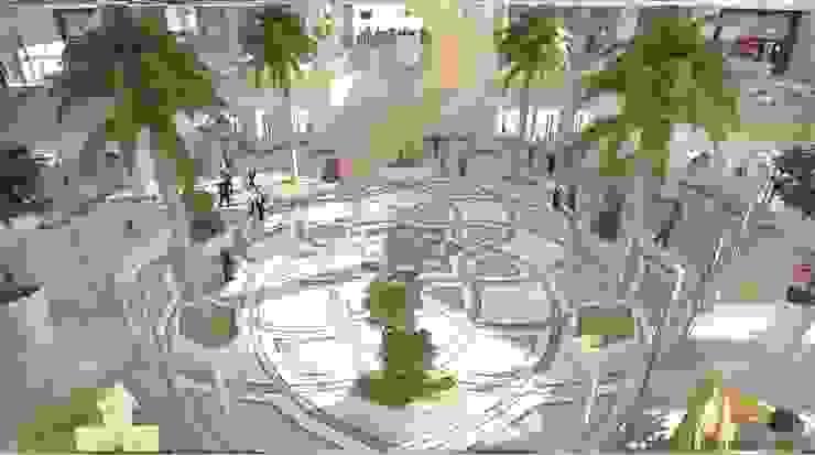 ASHGABAT AİRPORT- TURKMENISTAN Modern Havalimanları HİSARİ DESIGN STUDIO Modern