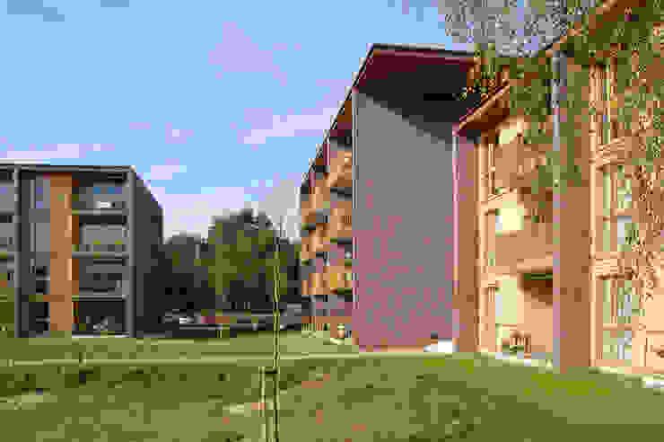 36 appartementen Da Costa Dieren Moderne huizen van Dick van Aken Architectuur Modern